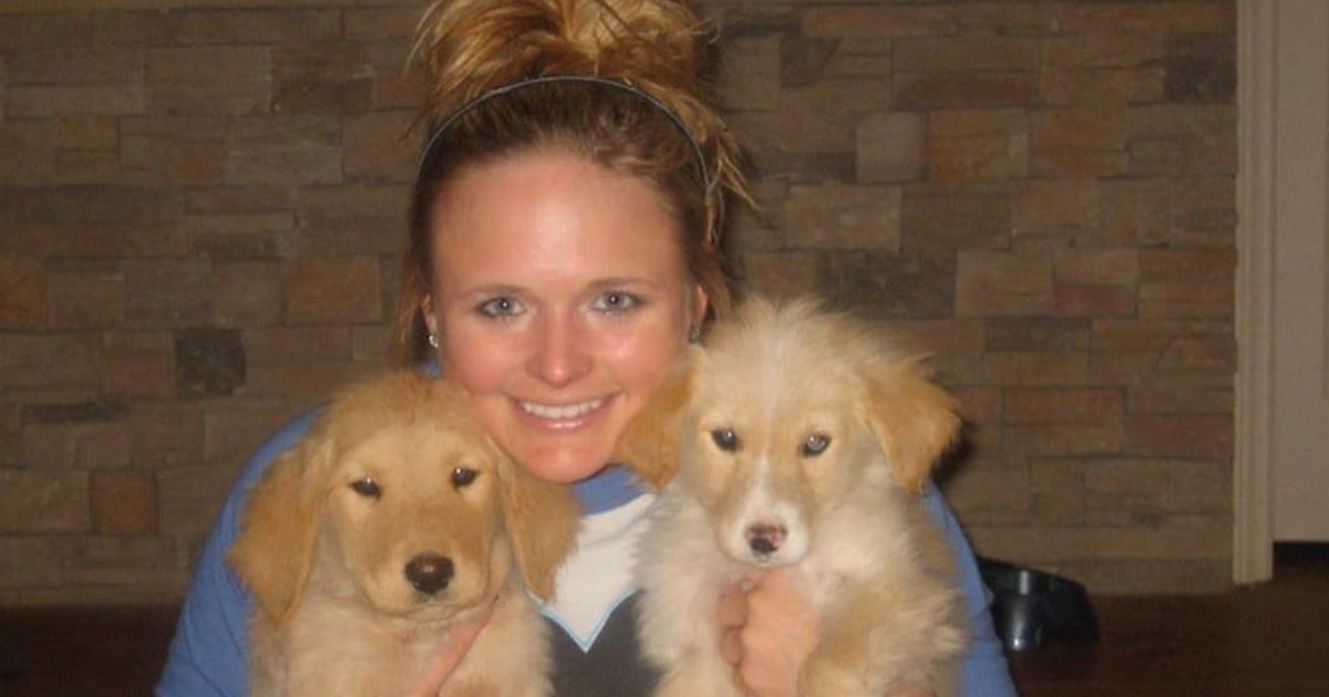 Miranda Lambert pens heartbreaking tribute to her late rescue dog, Waylon