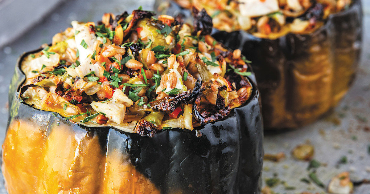 Craving something comforting? Here are our 10 best acorn squash recipes