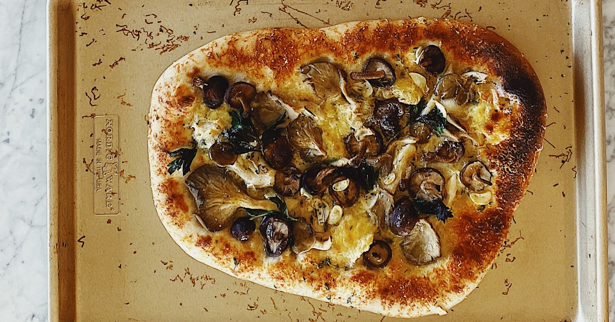 Pizza Dough - cover