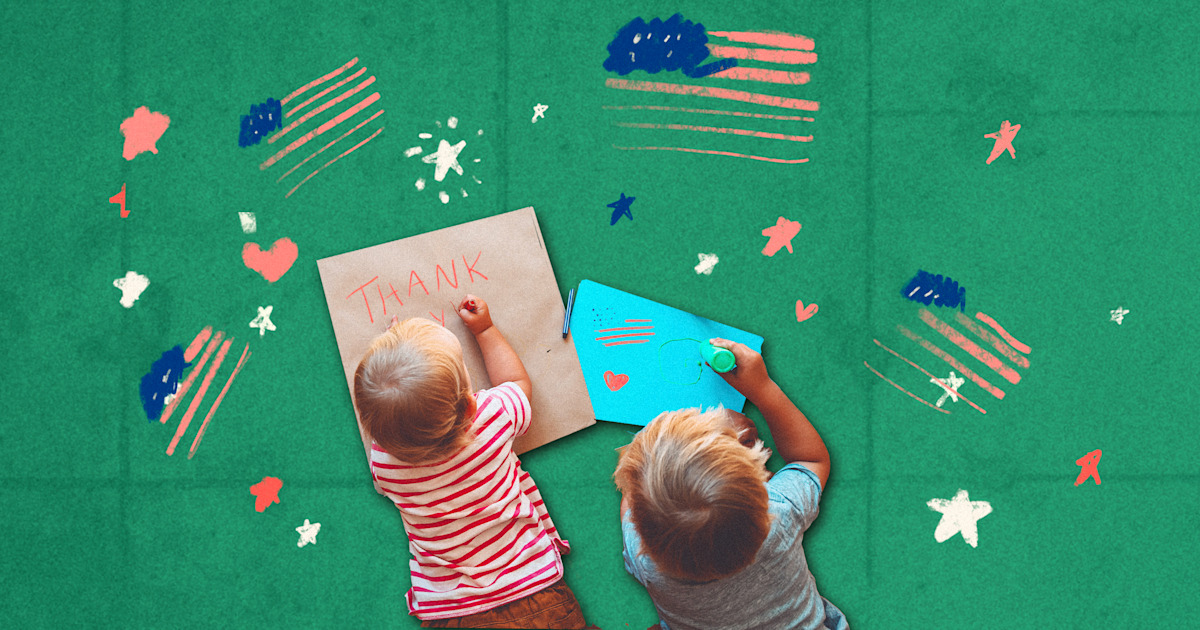 www.today.com: The history of Veterans Day and how to safely celebrate with kids