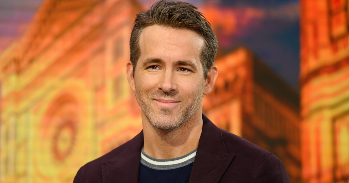 Parents are loving Ryan Reynolds' clever solution to daughter's 'Baby Shark' obsession