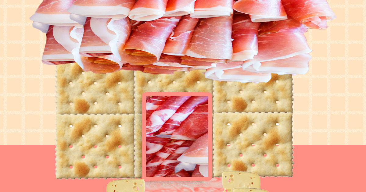 Charcuterie chalets are the gingerbread houses of 2020