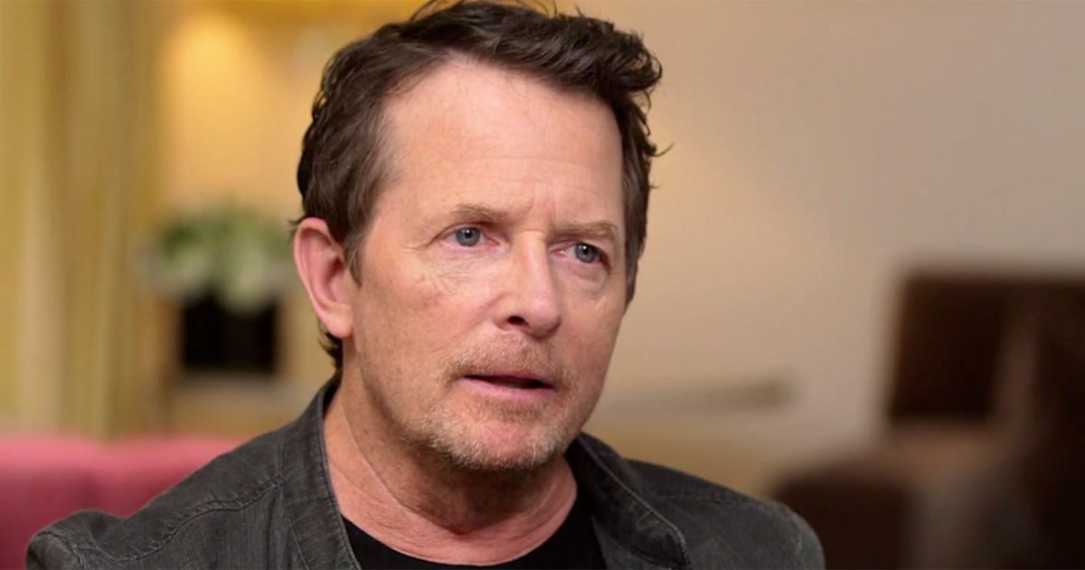 Michael J. Fox tears up recalling how his wife reacted to his Parkinson's diagnosis