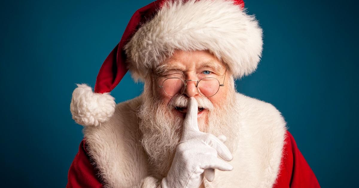 Don't worry kids: Dr. Fauci says Santa is immune to coronavirus