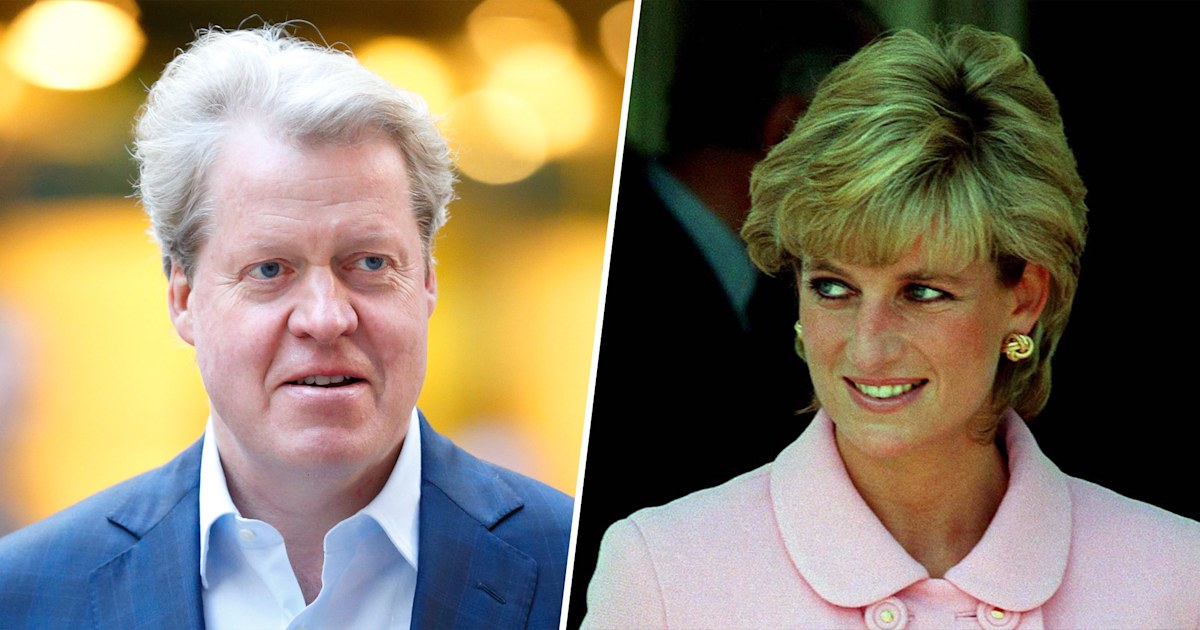 Princess Diana's brother responds to her portrayal on 'The Crown'
