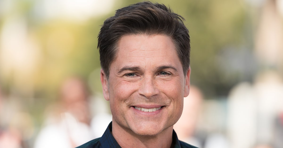 Rob Lowe reveals his parenting secret and how it has paid off