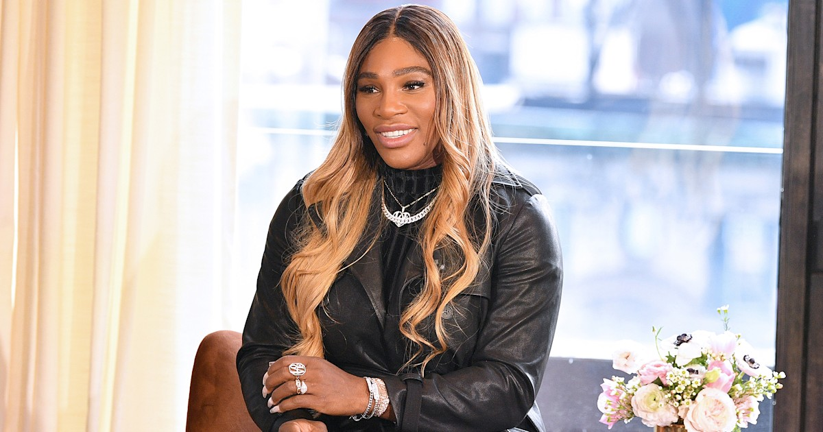 Serena Williams on the Qai Qai doll and wanting to 'share joy'