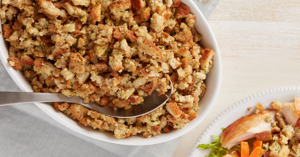 10 stupendous stuffing and delicious dressing recipes for the holidays