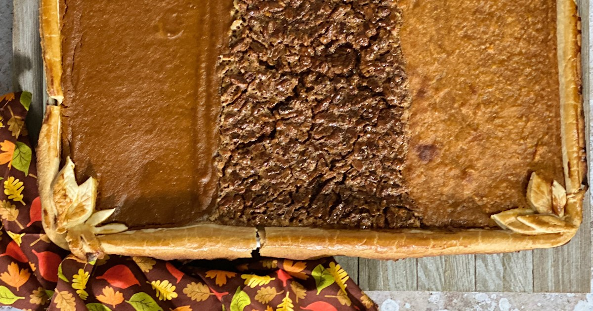 Sheet-pan pie and more genius recipes to make this the easiest Thanksgiving ever