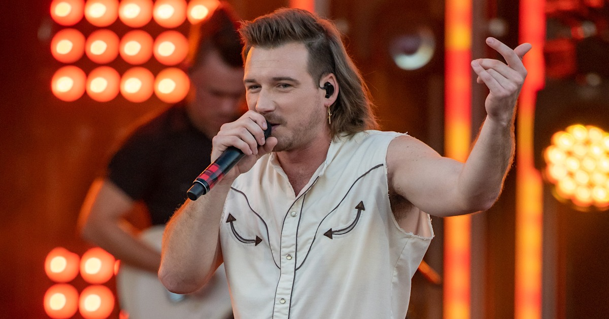 Morgan Wallen to perform on 'SNL' after recent appearance was canceled