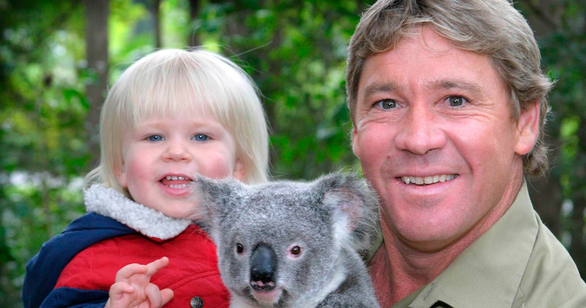 Robert Irwin marks 17th birthday with emotional video of late dad Steve Irwin