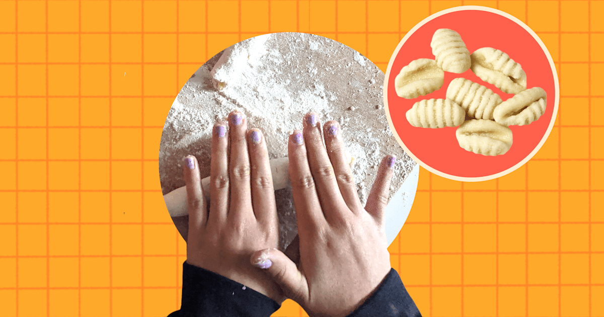 How to make really good gnocchi at home (it's easier than you think!)