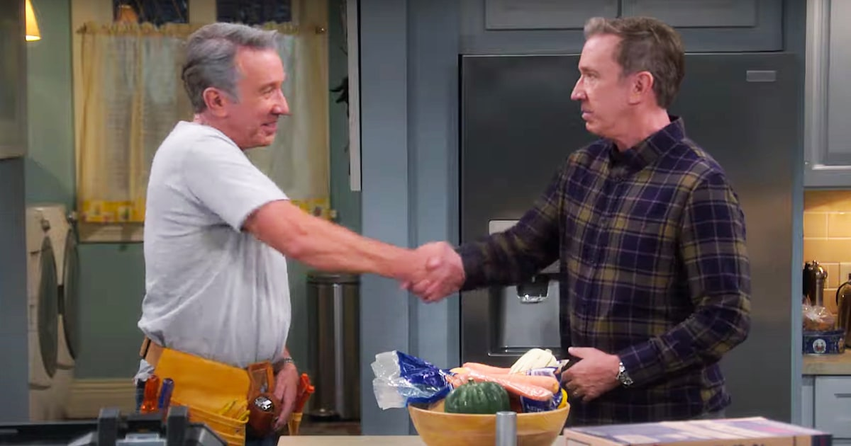 Tim Allen's 'Home Improvement' character meets 'Last Man Standing' character in promo