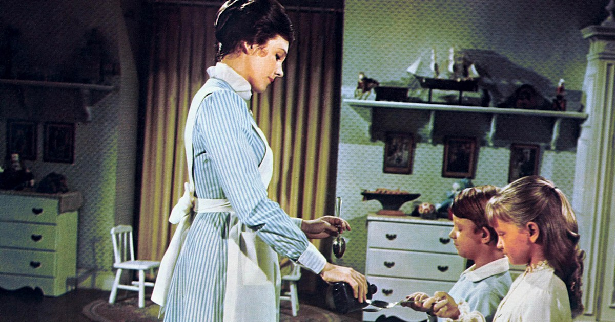 The story behind 'A Spoonful of Sugar' from 'Mary Poppins' still resonates today