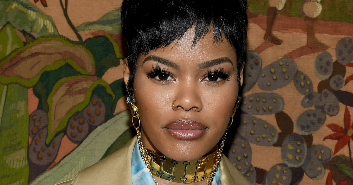 Teyana Taylor, 29, says she's quitting music career: 'I'm retiring this chapter'
