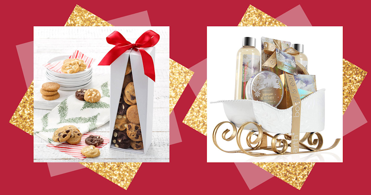 Short on time? We found 40 thoughtful holiday gift baskets to send this year