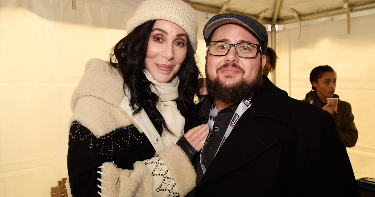 Cher opens up about son Chaz Bono's transition: 'It wasn't easy'