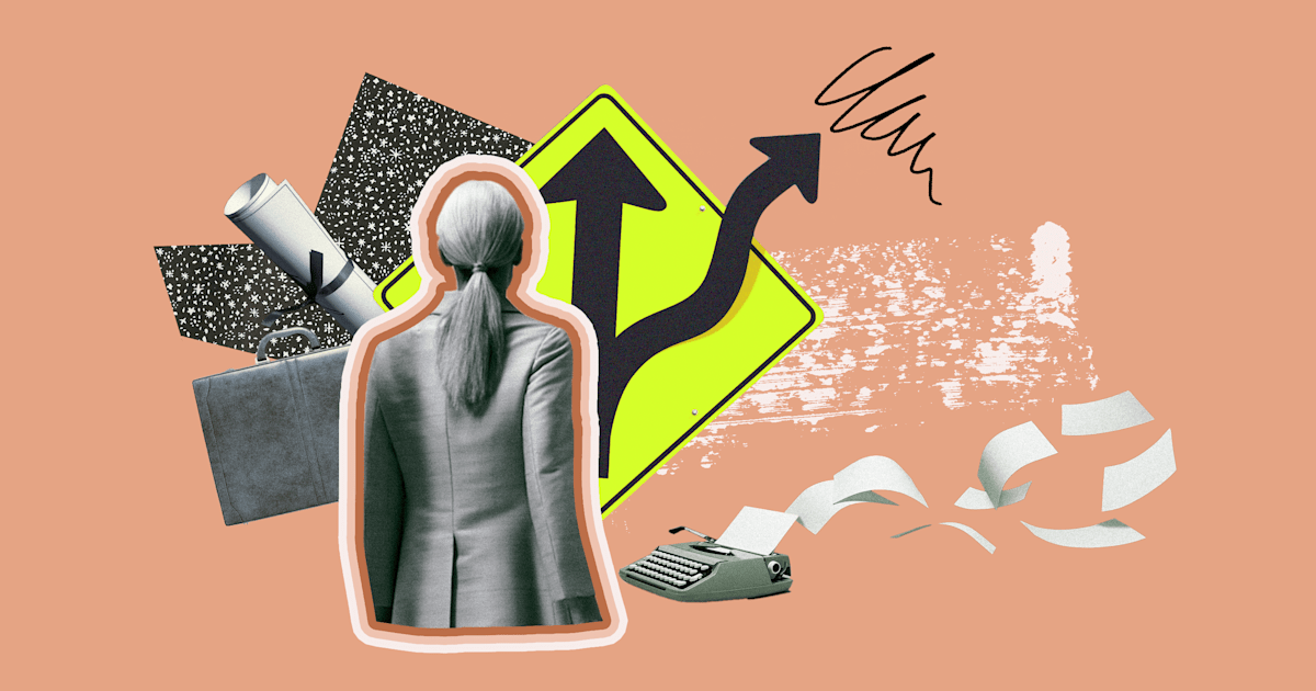 How to change careers, according to the experts