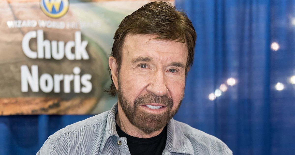 Chuck Norris wasn't at Capitol riot, says rep