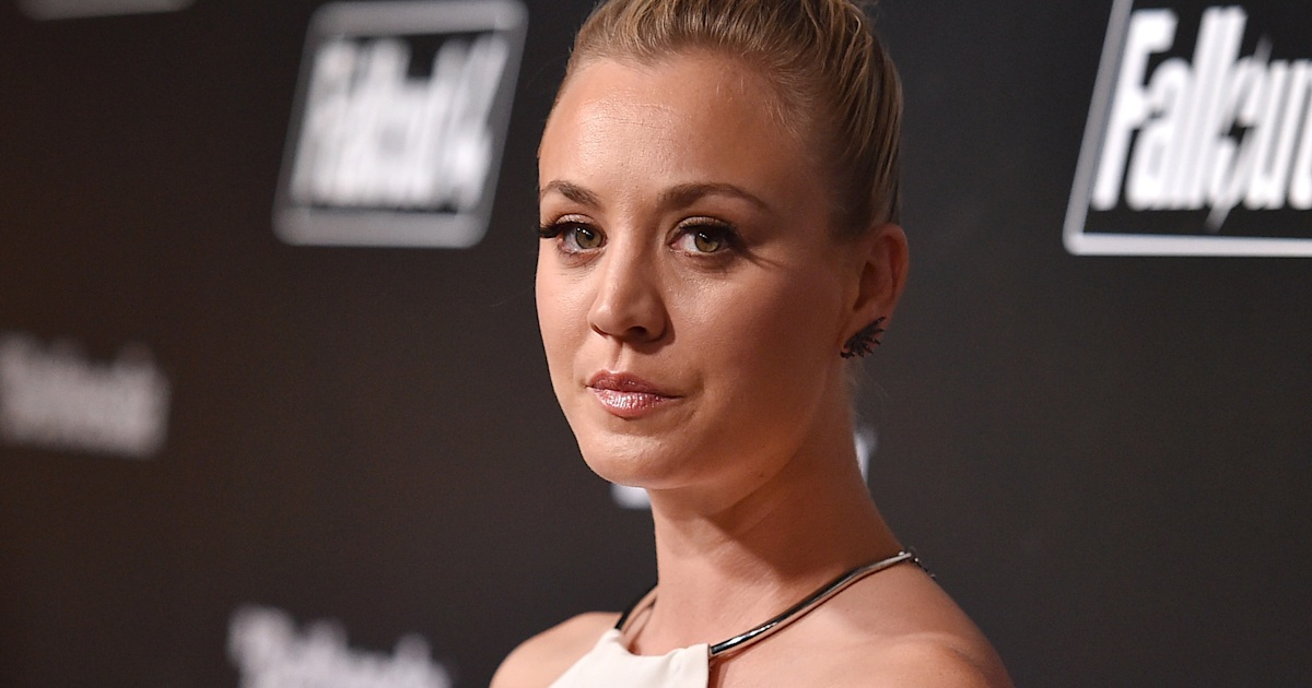 Kaley Cuoco is in 'gut-wrenching' pain after death of dog Norman