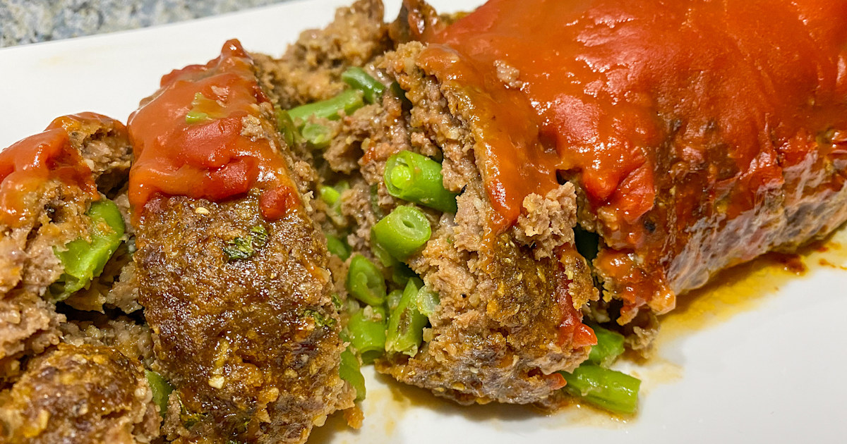 We made a '60s meatloaf recipe from a Campbell's soup ad — it was surprisingly good