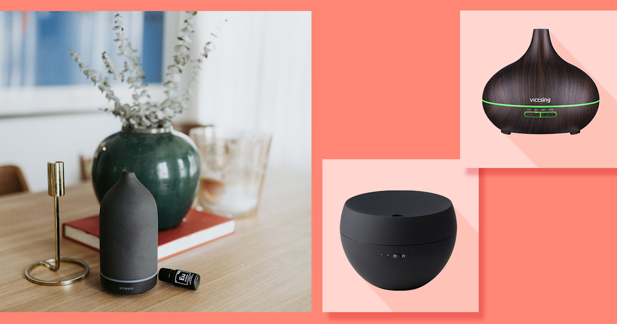 Bring some calm into your home with these top-rated essential oil diffusers