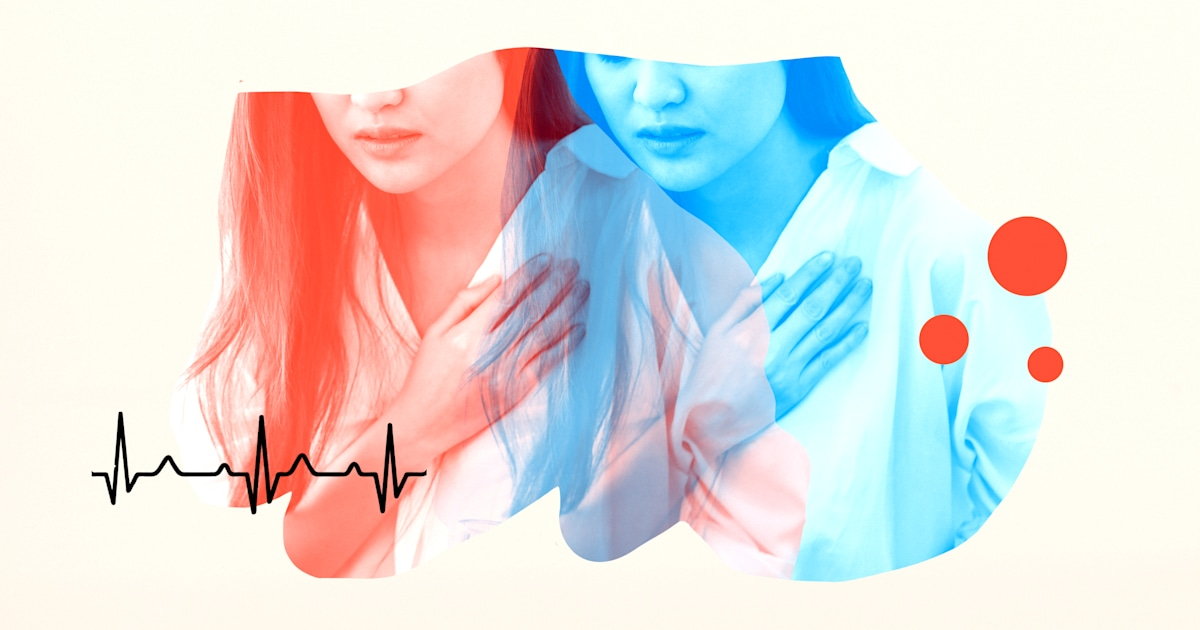 5 heart attack warning signs you shouldn't ignore