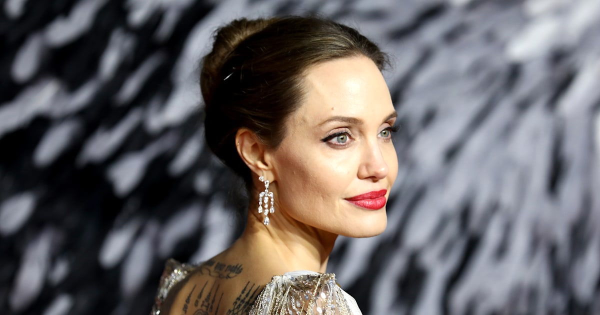 Angelina Jolie on the struggles of being a 'traditional ...