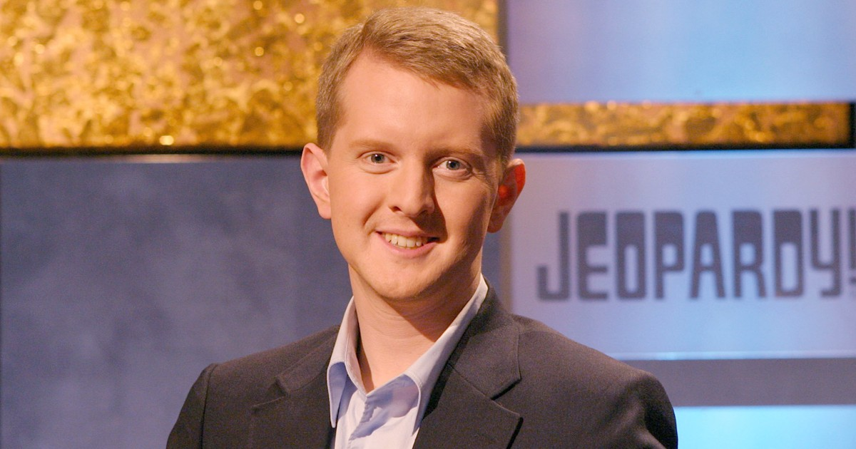 As Ken Jennings' 'Jeopardy!' hosting gig comes to an end, here's who's up next - Today.com