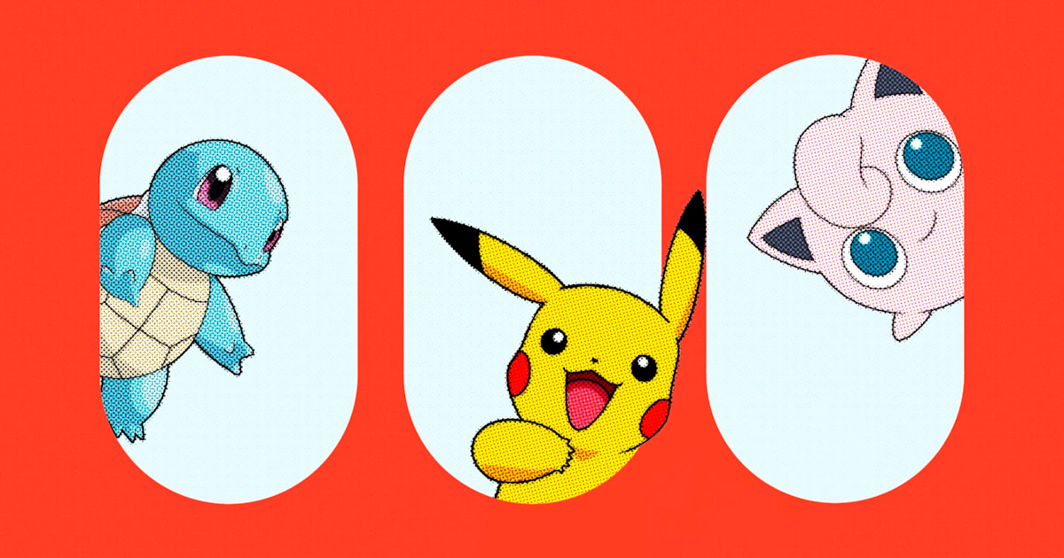 Pokémon events in 2021 to celebrate 25th anniversary - TODAY
