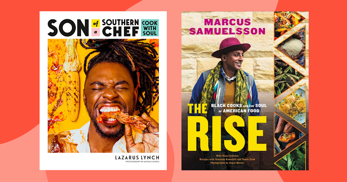 From BBQ to vegan soul food, 12 new cookbooks from Black chefs
