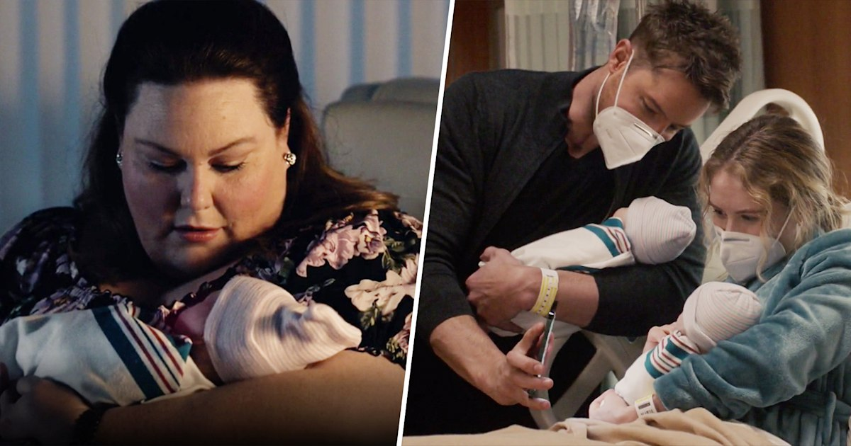 'This Is Us' delivers happiness (and 3 babies!) in latest episode