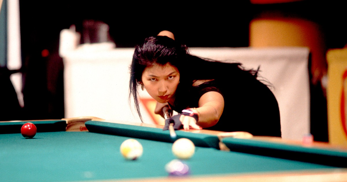 Billiards legend Jeanette Lee diagnosed with stage 4 ovarian cancer - TODAY