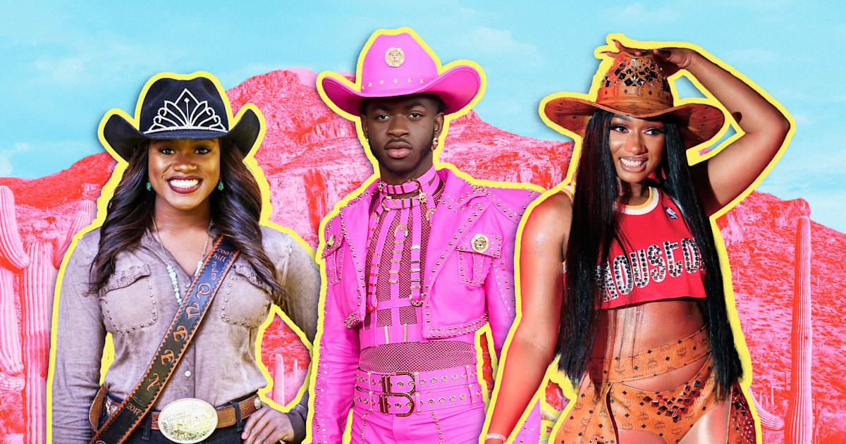 The Yee-Haw Agenda: Meet today's real-life Black cowboys and cowgirls
