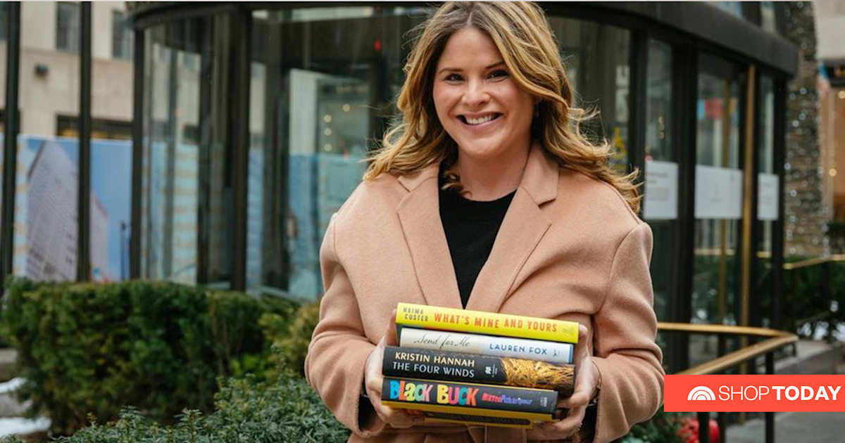 Jenna Bush Hager selects 'fresh new novel' for March 2021 book club pick