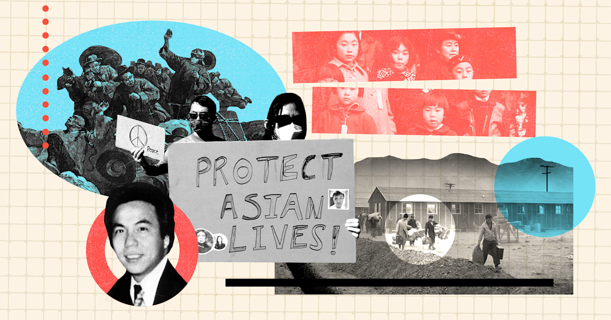 www.today.com: Anti-Asian violence has surged in the US since COVID-19. But it didn't start there