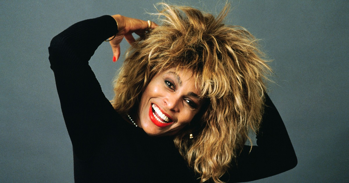 Tina Turner shares her secrets for being truly happy