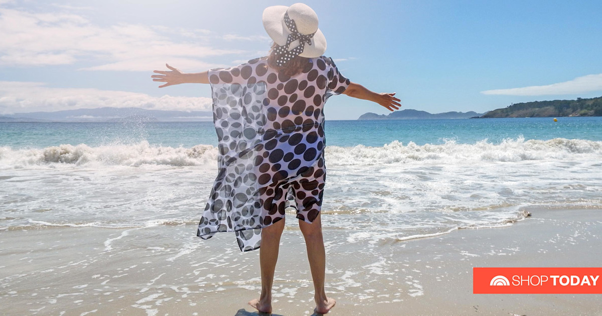 Get beach ready with these 24 cute cover-ups