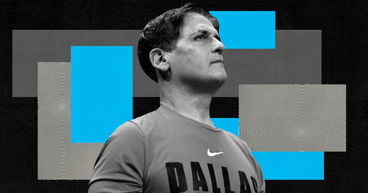 Mark Cuban looks back on his viral moment of shock the night the world changed