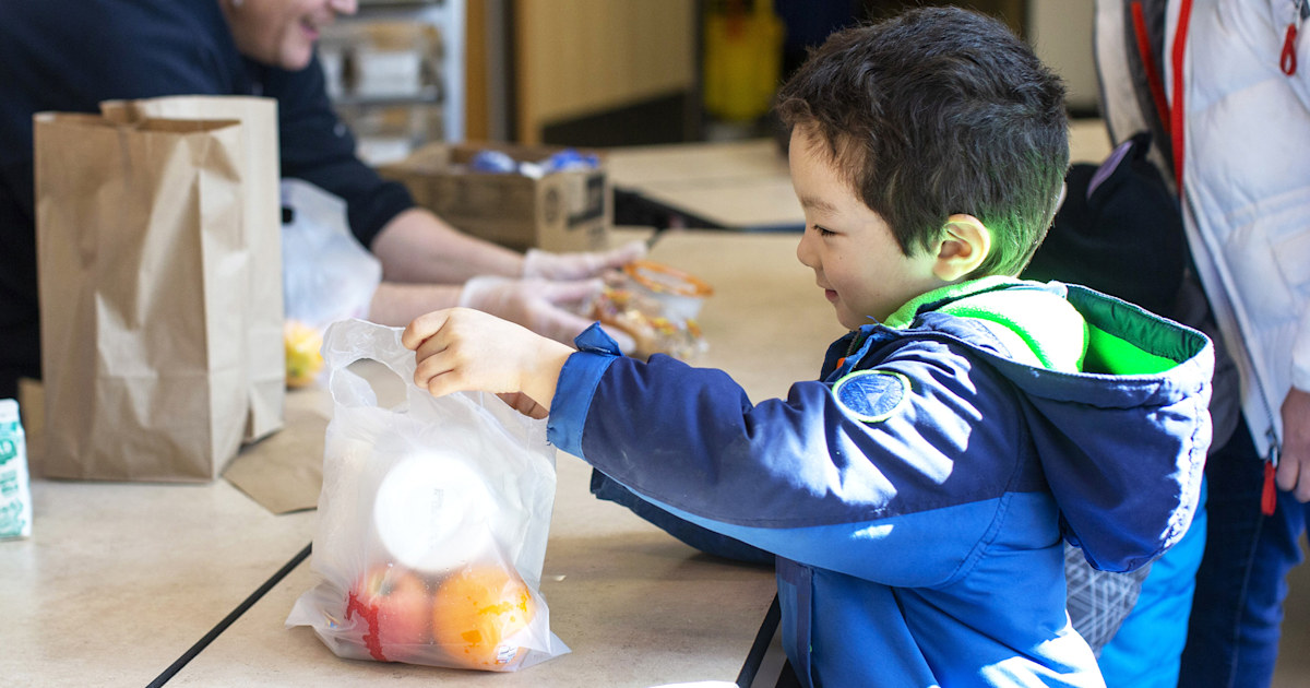 USDA extends free meals for kids until fall; how to sign up