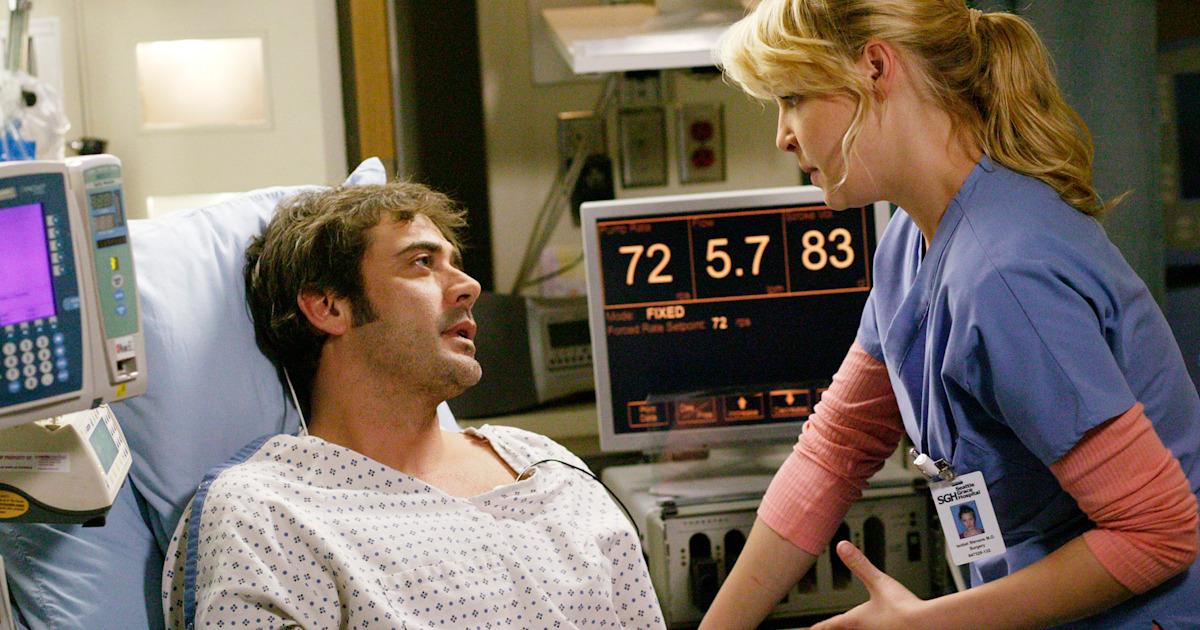 Jeffrey Dean Morgan, like you, is still not over Denny's death on 'Grey's Anatomy'