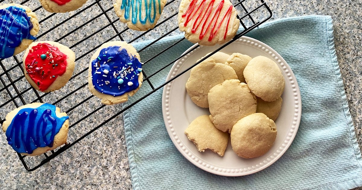 Rolled butter cookies: How 1 recipe keeps family connected to late grandmother
