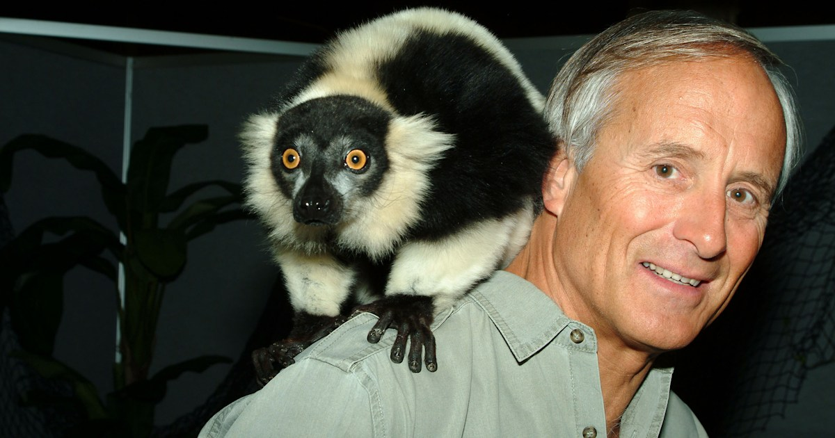 Famed zookeeper Jack Hanna diagnosed with dementia, family says