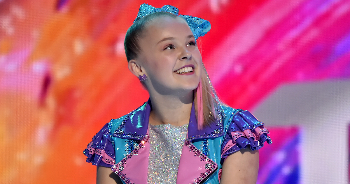 JoJo Siwa revealed she's 'technically' pansexual — here's what that means