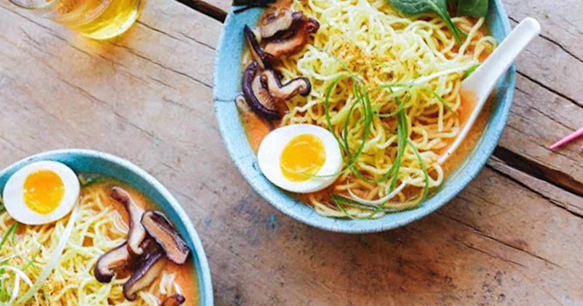 Celebrate 100 days to the Tokyo Olympics with 3 Japanese noodle dishes