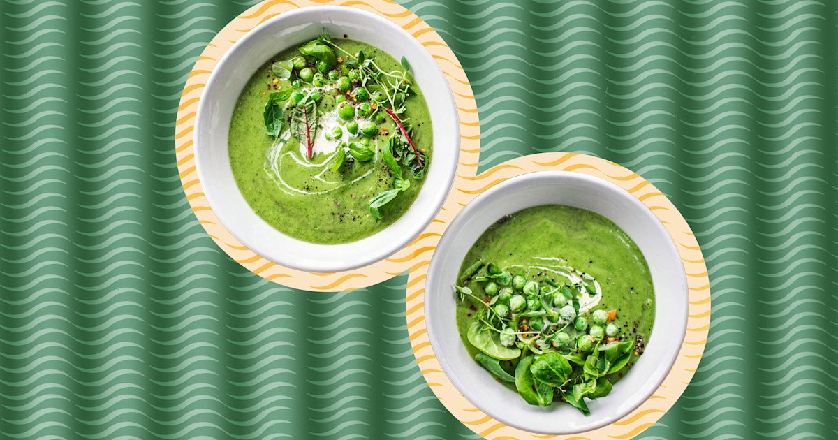6 light and bright soup recipes for spring