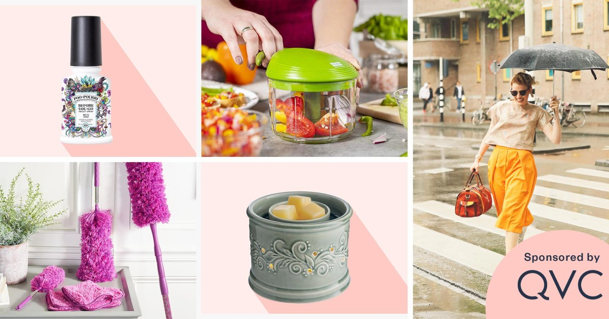 15 products from QVC that will make your life easier
