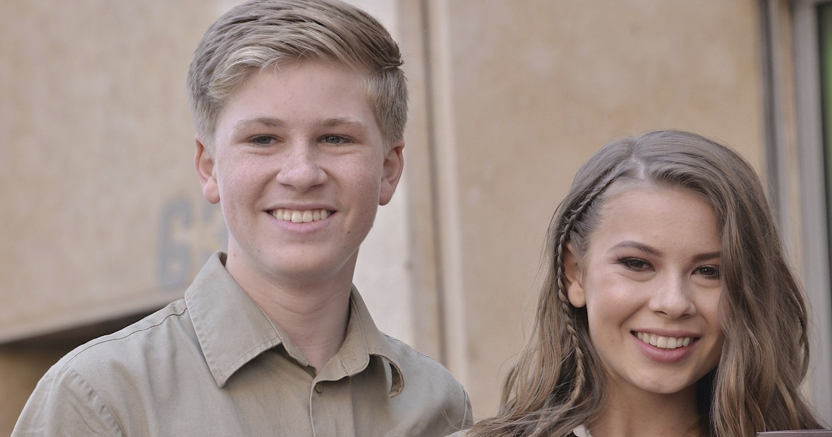 See the latest photos of Bindi Irwin's baby girl, Grace, and uncle Robert
