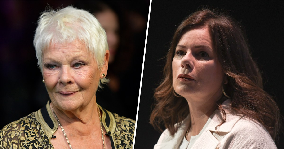 Marcia Gay Harden apologizes after apparent Judi Dench insult goes viral