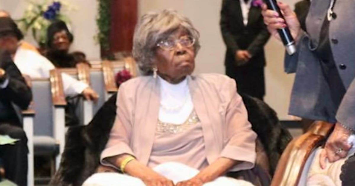Hester Ford, oldest living American with 108 great-grandchildren, dies at 116